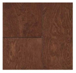 Samling Global Usa BE5-BC Smooth Engineered Wood Flooring, 3/8 x 5 x 48-In., Birch Cherry