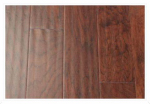 Samling Global Usa HC-FL Handscraped Engineered Wood Flooring., 3/8 x 5 x 48-In., Hickory Flintlock