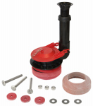Lavelle Industries 5030BP Toilet Flush Valve Kit, Adjustable, Large, 3-In.