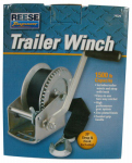 Cequent Consumer Products 74329 Winch, 20-Ft. Strap & Hook, 1,500-Lb.