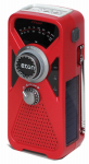 Eton ARCFRX2WXR Weather Radio, With USB Smart Phone Charger & LED Flashlight