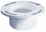 Ips 86150 STD PVC Closet Flange