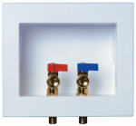 Ips 82068 Washing Machine Outlet Box, Center Drain, 1/2-In. Pex Connection