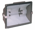 Heathco HZ-5505-BZ Security Flood Light, 500-Watt, Bronze