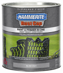 Masterchem Industries 43105 QT Silver Hammered Paint