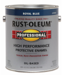 Rust-Oleum 215964 Professional Enamel, Royal Blue, 1-Gal.
