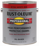 Rust-Oleum K7764-402 GAL RED Enamel Paint