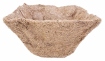 Panacea Products 84168 Planter Coco Liner, Square, 14-In.