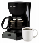 Sunbeam Products DR5-NP Pause 'N Serve Coffeemaker, 4-Cup