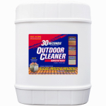 Collier Mfg 5G30S 30 Seconds Outdoor Cleaner, 5-Gal. Concentrate