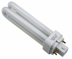 Cooper Lighting PLC13W 13W WHT 4 Pin CFL Bulb