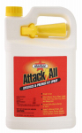 Central Life Science 100503448 Attack-All Livestock & Premise Fly Spray, 1-Gal.