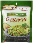 Kent Precision Foods Group W616-K7425-DISC Instant Guacamole Mix, .8-oz.