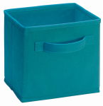 Closetmaid 2153800 Mini Fab Drawer, For Mini Cubical Laminate Organizer, Ocean Blue, 2-Pk.
