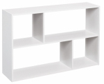 Closetmaid 158000 Mini Cubical Organizer, Offset Design, White Finish