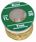 Cooper Bussmann TL-30PK4 4-Pack 30A TL Plug Fuse