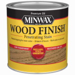 Minwax The 227604444 Wood Finish, Weathered Oak, 1/2-Pt.