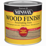Minwax The 227614444 Wood Finish, Classic Gray, 1/2-Pt.