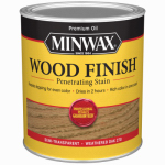 Minwax The 70047 Wood Finish, Weathered Oak, 1-Qt.