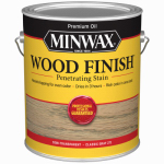 Minwax The 71098 Wood Finish, Classic Gray, 1-Gal.