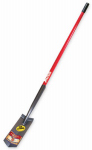 Bully Tools 92720 Trench Shovel, Fiberglass Handle, 59-In.