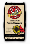 Jrk Seed & Turf Supply B200020 20-Lb. Black Oil Sunflower Bird Seeds