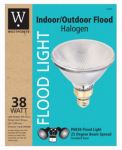 G E Lighting 63201 Halogen Floodlight Bulb, Indoor/Outdoor,  38-Watt,