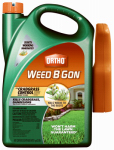 Scotts Ortho Roundup 0434510 Weed-B-Gon Max Plus Crabgrass Control, 1-Gal.