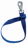 Weaver Leather 35-7065-BL Livestock Bucket Strap, Blue Nylon, 1 x 22-In.