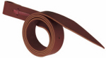 Weaver Leather 40-0951 Horse Cinch Latigo With Holes, Burgundy Leather, 1-3/4 x 72-In.