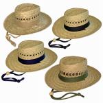 Dorfman Pacific TML811 Best Seller Ladies Straw Hat Assmt