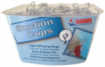 Adams Mfg 6504-71-3848 Medium Suction Cup with Clamp
