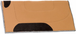 Weaver Leather 35-1660 Horse Saddle Pad, Felt/Canvas, 30 x 30-In.
