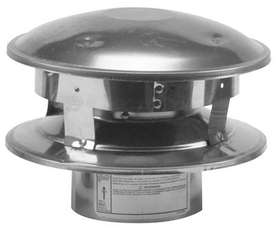 Selkirk 244800 Vp Vc 4 Quot Vertical Chimney Pellet Pipe