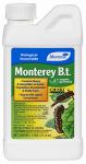 Monterey Lawn & Garden Prod LG6332 B.T. Biological Organic Insecticide, 1-Pt.