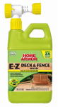 W M Barr FG512 E-Z Deck & Fence Wash, Hose-End Spray, 56-oz.