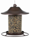 Woodstream 312 Small Panorama Bird Feeder, 9.25-In.
