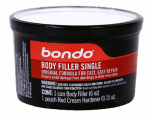 3M 260 Body Filler Single, 6-oz.