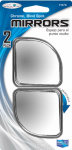 Custom Accessories 71173 Car Blind-Spot Mirror, Corner, 2-In., 2-Pk.