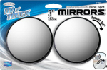 Custom Accessories 71183 SUV Blind Spot Mirror, Adjustable, 3-In., 2-Pk.
