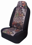 Signature Products Group MSC2405 Car Seat Cover, Pink/Camouflage Polyester, Fits Most Bucket Seats