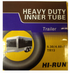 Sutong China Tires Resources TUN6007 Trailer Tube, 350-8-In., Tr13 Valve Stem