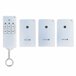 Kab Enterprise RC-015/TR-011 Wireless Outlet Remote Control, 3-Pk.