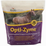 Manna Pro 0099490338 Opti-Zyme Digestive Supplement For Horses, 3-Lbs.