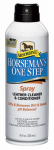 W F Young 428321 Horseman's Leather Cleaner, 8-oz.