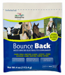 Manna Pro 1000352 Bounce-Back Electrolyte Supplement For Livestock, 4-oz.