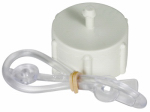 Camco Mfg 22204 RV Female Cap & Plug With Lanyard, 3/4-In.