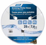 Camco Mfg 22735 RV Drinking Water Hose, 25-Ft.