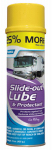 Camco Mfg 41105 RV Slide-Out Lube & Protectant, 15-oz. Aerosol
