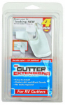 Camco Mfg 42123 RV Gutter Extensions, 4-Pk.